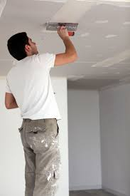 this is the most popular and cost effective method of removing a textured drywall ceiling it involves sing away at the texture to create a smooth