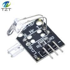<b>5PCS</b> 5V Heartbeat Sensor Senser <b>Detector</b> Module By <b>Finger KY</b> ...