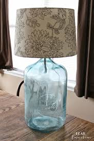 Diy Water Bottle Diy Lamp From Antique Water Bottle Without Compromising The Bottle