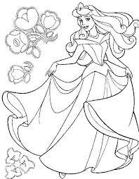 Immagini Principesse Disney Da Colorare Foto Nanopress Donna
