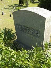 Ray Everett Benson (1888-1962) - Find A Grave Memorial