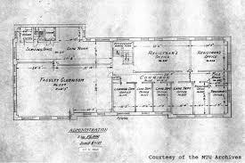 office building blueprints. Blueprints For The Academic Offices Building. Office Building H