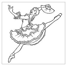 Impressionante Disegni Barbie Ballerina Da Colorare Avec Disegni Da
