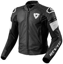 revit akira men leather jackets black white revit mc clothing uk official