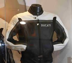 mcn london motorcycle show ducati 2009 clothing