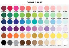 Color Chart Color Mixing Bedroom Paint Colors Braces Colors