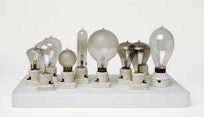 Historic Light Bulbs A Narrative History Of The Light Bulb Catherine Wagner