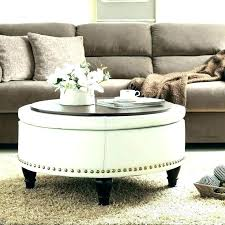 light brown leather ottoman brown leather ottoman coffee table round brown leather ottoman circular leather ottoman