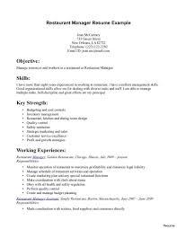 Restaurant General Manager Resume Sample New Propertyer Resume