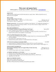 Resume Of Teaching Job Beautiful Resume Examples Sample Resume For