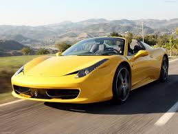 Ferrari 458 italia spider vs ferrari 599 sa aperta. Ferrari 458 Spider 2013 Picture 14 Of 238