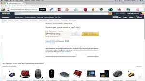 how to add a gift card to your amazon balance