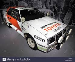 1983 Toyota Celica Coupe GT-TS TwinCam Turbo Group B Rally Car ...
