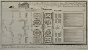 viaLibri 1026202. Rare Books from 1738 Schlo Weissenstein Grundri und Gartenplan General Grundri des Hoch Gr fflichen Sch nbornischen Schlo Weissenstein ob Pommersfelden sampt denen.