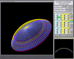 Lens Design Software Ucb Computer Graphics Optical Software Visualization Suite