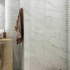 60x20 Carrara Blanco Brillo
