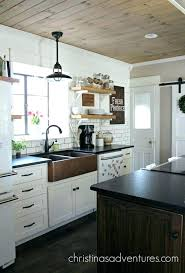 pendant light over sink light over sink distance from wall placement of pendant lights kitchen height