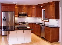 Light Cherry Kitchen Cabinets Independent Kitchen Bath