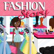 Small Picture Fashion Story Unlimited GemsCoins Mod Apk