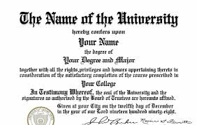 Just How Easy Is It To Get A Fake Degree Vice