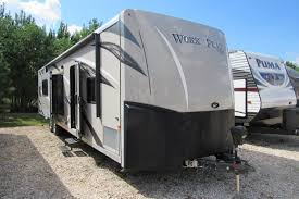 2016 forest river work and play 34wrs m34282b