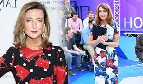 Victoria derbyshire hears from countdown presenter rachel riley who has blocked over 1,500 people on twitter because of the amount of abuse she has received. Victoria Derbyshire Net Worth Journalist Salary At Bbc After Show Cancelled Express Co Uk