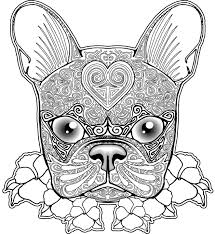 Coloring Pages For Dogs Meilleur De Fresh Pug Dog Colouring Pages