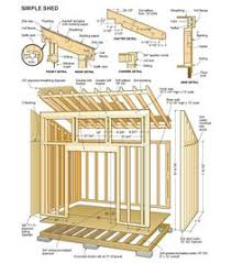 Small Picture free shed plans building shed easier with free shed plans my wood