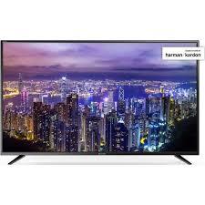 """SHARP LC55CUG8052E TV LED UHD/4K - 139cm (55"""") - SMART TV - Son Harman  Kardon 3 X HDMI - Classe énergétique A - téléviseur led, avis et prix pas  cher - Cdiscount"""