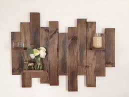 wood pallet wall art reclaimed wood
