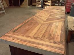 Cozy Wood Table Top Designs Reclaimed Large Size Of