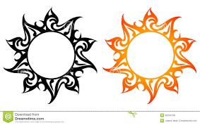 Disegni Sole Luna Stilizzati Migliori Pagine Da Colorare