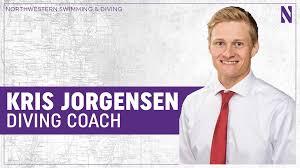 Northwestern Hires Kris Jorgensen as New Diving Coach