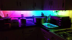 Kitchen Mood Lighting  YouTube