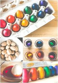 Using Food Coloring To Dye Eggs – Benneedham.info