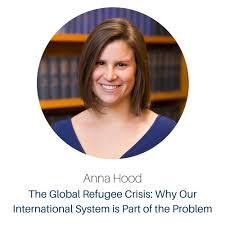 Anna Hood — Raising the bar