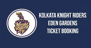 Kolkata Knight Riders Ticket Booking Eden Gardens Cost And