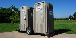 bathroom trailers. Deluxe Flush Toilet Trailer Bathroom Trailers