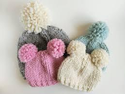 Newborn Knit Hat Pattern Unique Inspiration