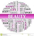 Слова связанные с красоты