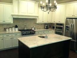 dover white cabinets white painted cabinets river granite natural subway tile sw dover white kitchen cabinets