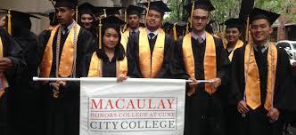 macaulay honors college the city college of new york macaulay graduates