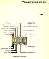 vw bus fuse box wiring diagrams second thesamba com type 2 wiring diagrams 1969 vw bus fuse box vw bus fuse box