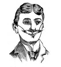 edward c gladwin s mustache protector