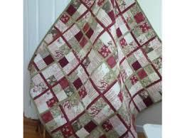 Flannel Quilt Patterns Interesting Melissa Flannel Quilt Pattern Maggie Robertson Design