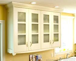 cupboards with glass doors wall curio display cabinet wood door kitchen cabinets oak wooden