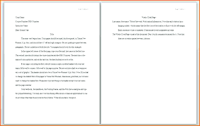 Fresh Formatting Style In Word Inside Format Template Download Apa