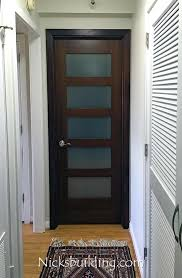 replacement glass for doors panels mahoga interior shaker door