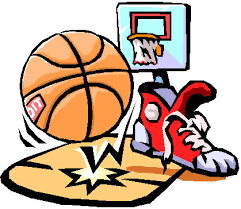 Image result for kids playing basketball clipart