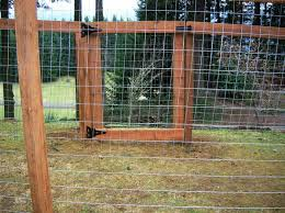 Wonderful Barb Wire Fence Gate For Fence Gate